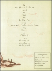 Page 7, 1943 Edition, Capitol Hill High School - Chieftain Yearbook (Oklahoma City, OK) online yearbook collection