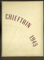 1945 Edition, Capitol Hill High School - Chieftain Yearbook (Oklahoma City, OK)