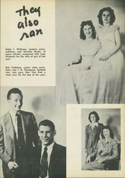 Page 13, 1945 Edition, Capitol Hill High School - Chieftain Yearbook (Oklahoma City, OK) online yearbook collection