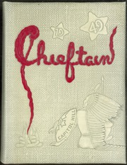 Capitol Hill High School - Chieftain Yearbook (Oklahoma City, OK) online yearbook collection, 1949 Edition, Page 1