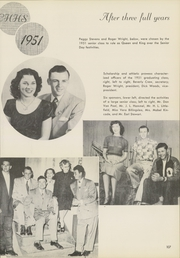 Page 127, 1951 Edition, Capitol Hill High School - Chieftain Yearbook (Oklahoma City, OK) online yearbook collection