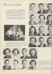 Page 128, 1951 Edition, Capitol Hill High School - Chieftain Yearbook (Oklahoma City, OK) online yearbook collection