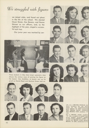 Page 130, 1951 Edition, Capitol Hill High School - Chieftain Yearbook (Oklahoma City, OK) online yearbook collection