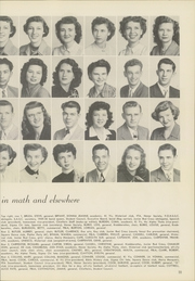 Page 131, 1951 Edition, Capitol Hill High School - Chieftain Yearbook (Oklahoma City, OK) online yearbook collection