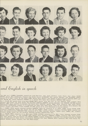 Page 133, 1951 Edition, Capitol Hill High School - Chieftain Yearbook (Oklahoma City, OK) online yearbook collection