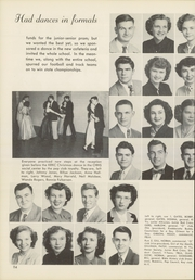Page 134, 1951 Edition, Capitol Hill High School - Chieftain Yearbook (Oklahoma City, OK) online yearbook collection
