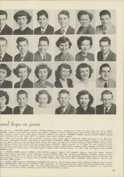 Page 135, 1951 Edition, Capitol Hill High School - Chieftain Yearbook (Oklahoma City, OK) online yearbook collection