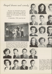 Page 136, 1951 Edition, Capitol Hill High School - Chieftain Yearbook (Oklahoma City, OK) online yearbook collection