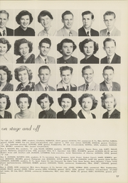 Page 137, 1951 Edition, Capitol Hill High School - Chieftain Yearbook (Oklahoma City, OK) online yearbook collection