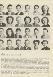 Page 139, 1951 Edition, Capitol Hill High School - Chieftain Yearbook (Oklahoma City, OK) online yearbook collection