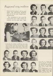 Page 142, 1951 Edition, Capitol Hill High School - Chieftain Yearbook (Oklahoma City, OK) online yearbook collection
