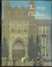 Capitol Hill High School - Chieftain Yearbook (Oklahoma City, OK) online yearbook collection, 1952 Edition, Page 1