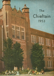 Capitol Hill High School - Chieftain Yearbook (Oklahoma City, OK) online yearbook collection, 1953 Edition, Page 1