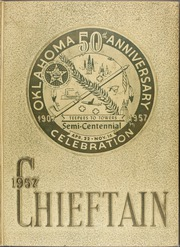 1957 Edition, Capitol Hill High School - Chieftain Yearbook (Oklahoma City, OK)