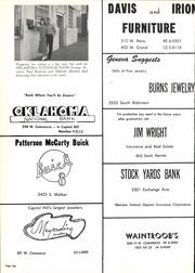 Page 164, 1957 Edition, Capitol Hill High School - Chieftain Yearbook (Oklahoma City, OK) online yearbook collection