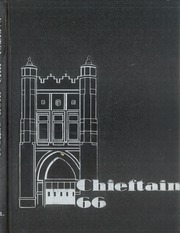 Capitol Hill High School - Chieftain Yearbook (Oklahoma City, OK) online yearbook collection, 1966 Edition, Page 1