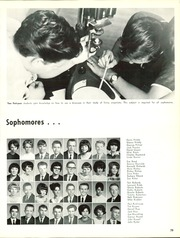 Page 83, 1966 Edition, Capitol Hill High School - Chieftain Yearbook (Oklahoma City, OK) online yearbook collection