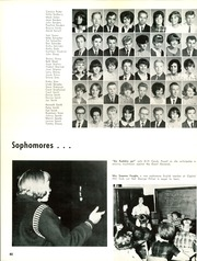 Page 84, 1966 Edition, Capitol Hill High School - Chieftain Yearbook (Oklahoma City, OK) online yearbook collection