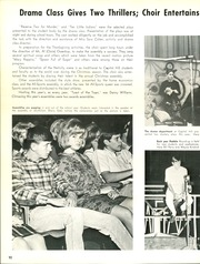 Page 96, 1966 Edition, Capitol Hill High School - Chieftain Yearbook (Oklahoma City, OK) online yearbook collection