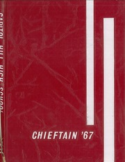 1967 Edition, Capitol Hill High School - Chieftain Yearbook (Oklahoma City, OK)