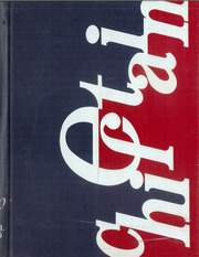 1970 Edition, Capitol Hill High School - Chieftain Yearbook (Oklahoma City, OK)