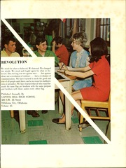 Page 5, 1970 Edition, Capitol Hill High School - Chieftain Yearbook (Oklahoma City, OK) online yearbook collection