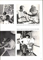 Page 11, 1970 Edition, Pauls Valley High School - Panther Yearbook (Pauls Valley, OK) online yearbook collection