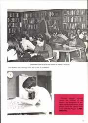 Page 15, 1970 Edition, Pauls Valley High School - Panther Yearbook (Pauls Valley, OK) online yearbook collection