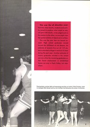 Page 9, 1970 Edition, Pauls Valley High School - Panther Yearbook (Pauls Valley, OK) online yearbook collection