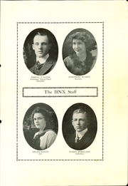 Page 7, 1914 Edition, Enid High School - Quill Yearbook (Enid, OK) online yearbook collection
