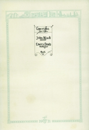 Page 8, 1921 Edition, Enid High School - Quill Yearbook (Enid, OK) online yearbook collection