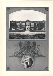 Page 16, 1924 Edition, Enid High School - Quill Yearbook (Enid, OK) online yearbook collection