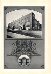 Page 17, 1924 Edition, Enid High School - Quill Yearbook (Enid, OK) online yearbook collection