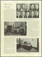 Page 4, 1938 Edition, Enid High School - Quill Yearbook (Enid, OK) online yearbook collection