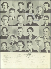 Page 7, 1938 Edition, Enid High School - Quill Yearbook (Enid, OK) online yearbook collection
