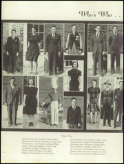 Page 16, 1939 Edition, Enid High School - Quill Yearbook (Enid, OK) online yearbook collection