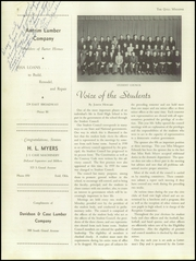 Page 8, 1939 Edition, Enid High School - Quill Yearbook (Enid, OK) online yearbook collection