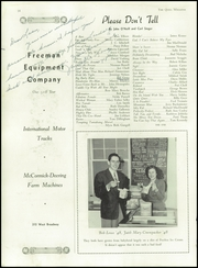 Page 16, 1948 Edition, Enid High School - Quill Yearbook (Enid, OK) online yearbook collection