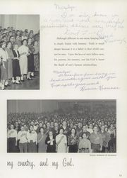 Page 15, 1958 Edition, Enid High School - Quill Yearbook (Enid, OK) online yearbook collection
