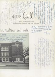 Page 7, 1958 Edition, Enid High School - Quill Yearbook (Enid, OK) online yearbook collection