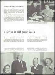 Page 17, 1959 Edition, Enid High School - Quill Yearbook (Enid, OK) online yearbook collection