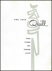 Page 7, 1959 Edition, Enid High School - Quill Yearbook (Enid, OK) online yearbook collection