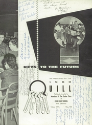 Page 7, 1960 Edition, Enid High School - Quill Yearbook (Enid, OK) online yearbook collection