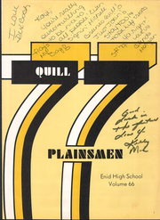 Page 5, 1977 Edition, Enid High School - Quill Yearbook (Enid, OK) online yearbook collection