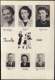 Page 11, 1948 Edition, Midwest City High School - Bomber Yearbook (Midwest City, OK) online yearbook collection