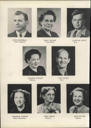 Page 12, 1948 Edition, Midwest City High School - Bomber Yearbook (Midwest City, OK) online yearbook collection