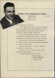 Page 14, 1948 Edition, Midwest City High School - Bomber Yearbook (Midwest City, OK) online yearbook collection