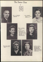 Page 15, 1948 Edition, Midwest City High School - Bomber Yearbook (Midwest City, OK) online yearbook collection