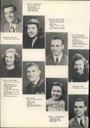 Page 16, 1948 Edition, Midwest City High School - Bomber Yearbook (Midwest City, OK) online yearbook collection
