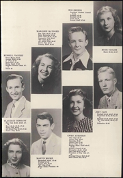 Page 17, 1948 Edition, Midwest City High School - Bomber Yearbook (Midwest City, OK) online yearbook collection